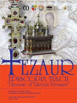 Exhibition: Diocese of Tulcea's Treasure