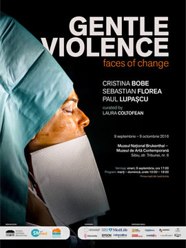 Exhibition: Gentle Violence – Faces of Change