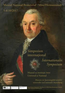 """Simpozionul internațional """"Muzeul ca instituție între universal și național"""""""