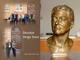 Donatie Helga Stein