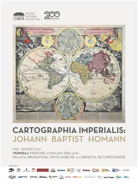 Exhibition: Cartographia imperialis: Johann Baptist Homann
