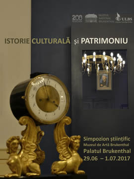 """Simpozionul științific """"Istorie Culturală și Patrimoniu"""""""
