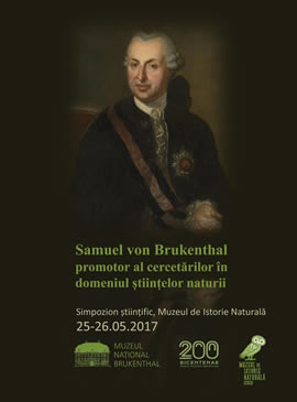 The series of scientific symposiums dedicated to 2017 Brukenthal Bicentennial begins!