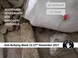 Muzeul Național Brukenthal susține campania Anti-Bullying
