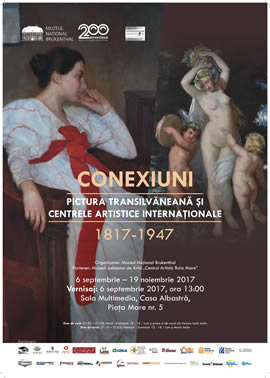 Exhibition: Connections. Transylvanian painting and the international artistic centers 1817-1947