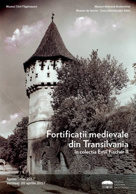 "Brukenthal National Museum opens the exhibition ""Medieval fortifications from Transylvania in the Emil Fisher collection II"" at the Făgăraș Museum"