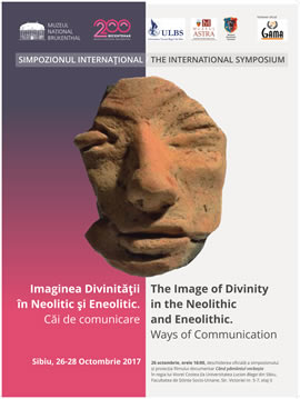 International Symposium: The Image of Divinity in the Neolithic and Eneolithic. Ways of Communication