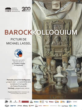 Exhibition: Barock Kolloquium. Paintings by Michael Lassel