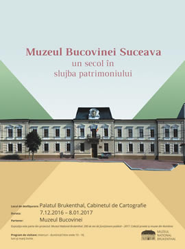 Exhibition: Bucovina Museum in Suceava: a century in service of heritage