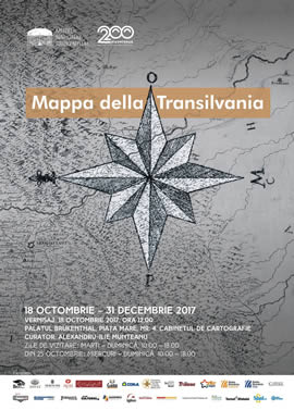 Exhibition: Mappa della Transilvania