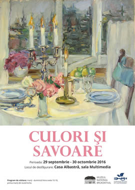 Exhibition: Colours and Savour